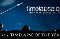 2012 Timelapse of Year