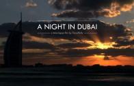 A Night in Dubai Timelapse