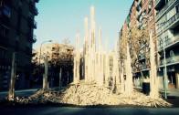 Art Installation at Valencia Festival