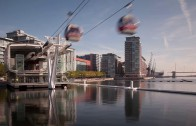 Emirates Air Line timelapse