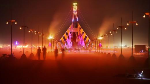 Fertile Desert part 2 )'( Burning Man 2013 ~ Kickstarter