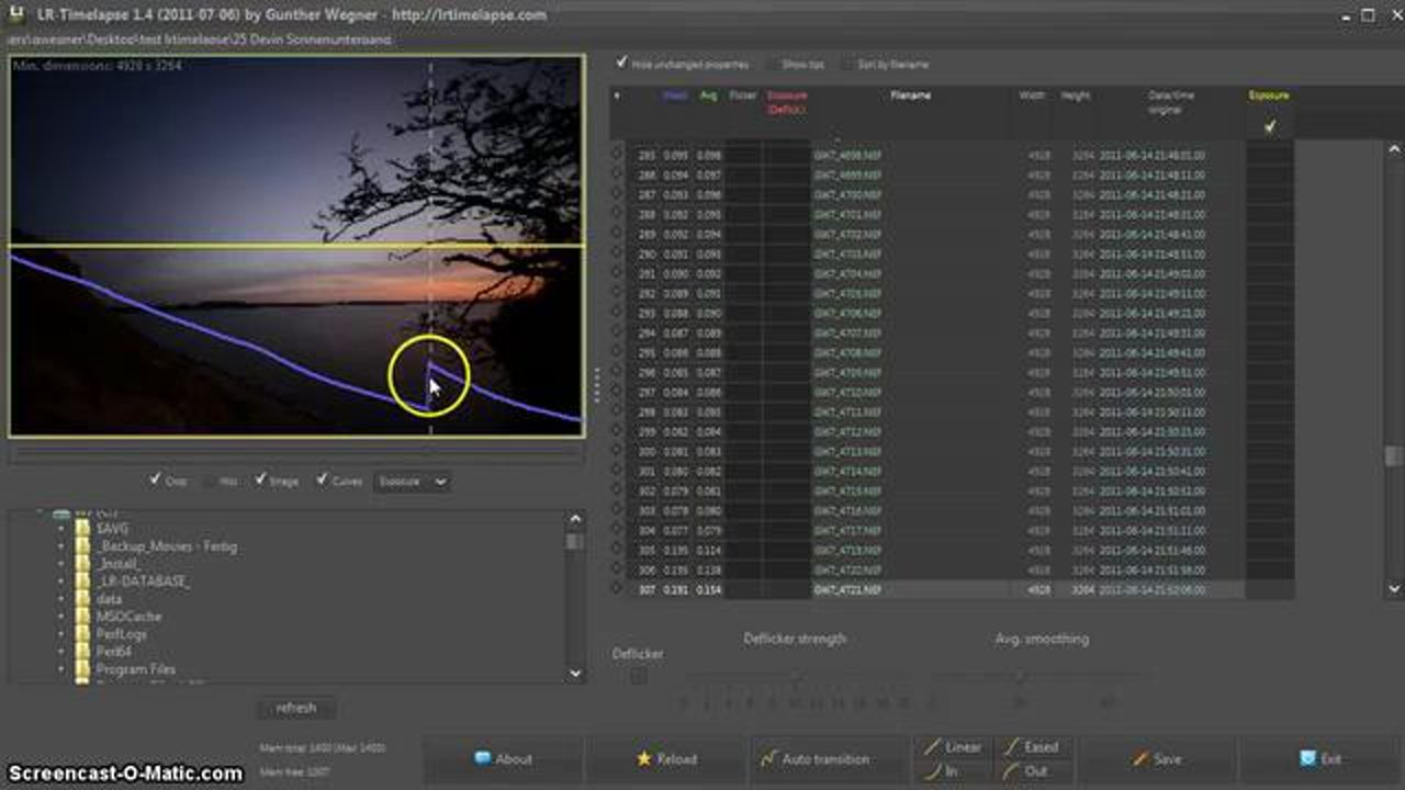 LRTimelapse Day-to-night Workflow
