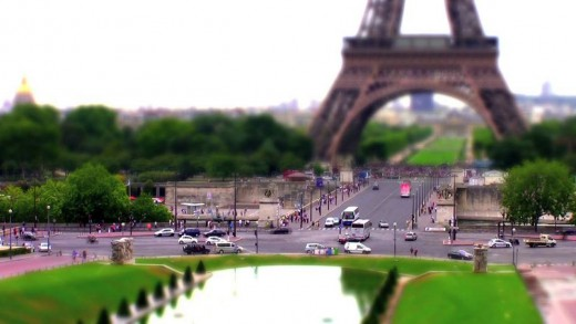 Paris in Timelapse