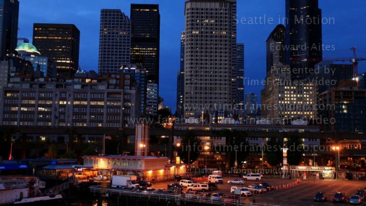 Seattle in Motion timelapse