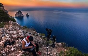 Behind The Timelapse – Zakynthos, Greece
