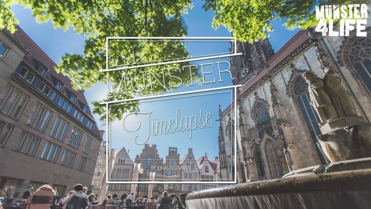 Münster 4 Life Timelapse PT.7 (4K Version)